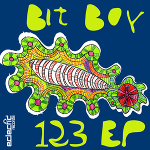 Bit Boy – 123 EP