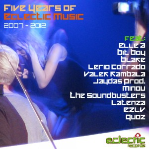 5 Years Of Eclectic Music