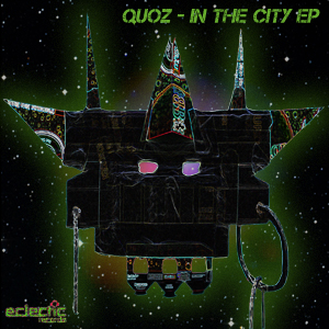 Quoz – In The City Ep